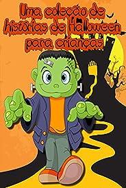 Uma coleção de histórias de Halloween para crianças