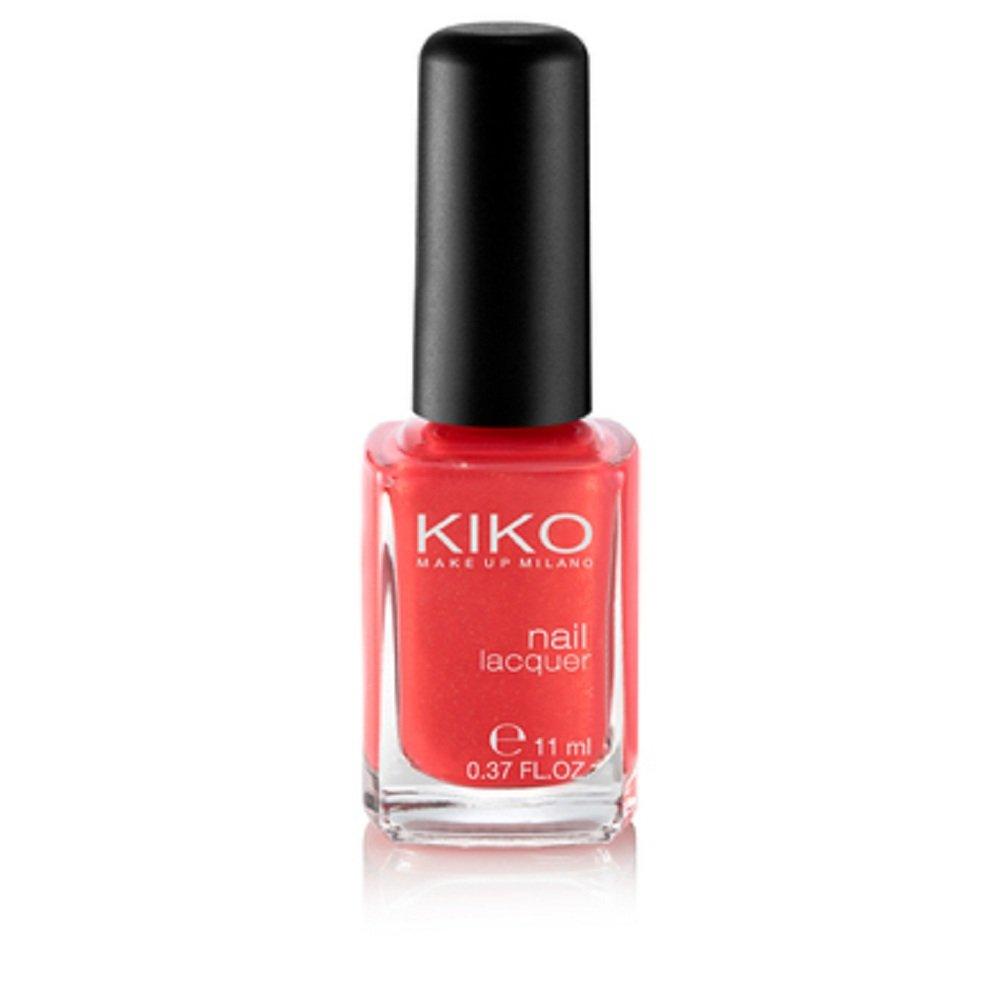Amazon.com : Kiko Milano Nail Lacquer (345 Jade Green) : Beauty