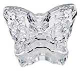 Celebrations by Mikasa Glass Butterfly Covered Box