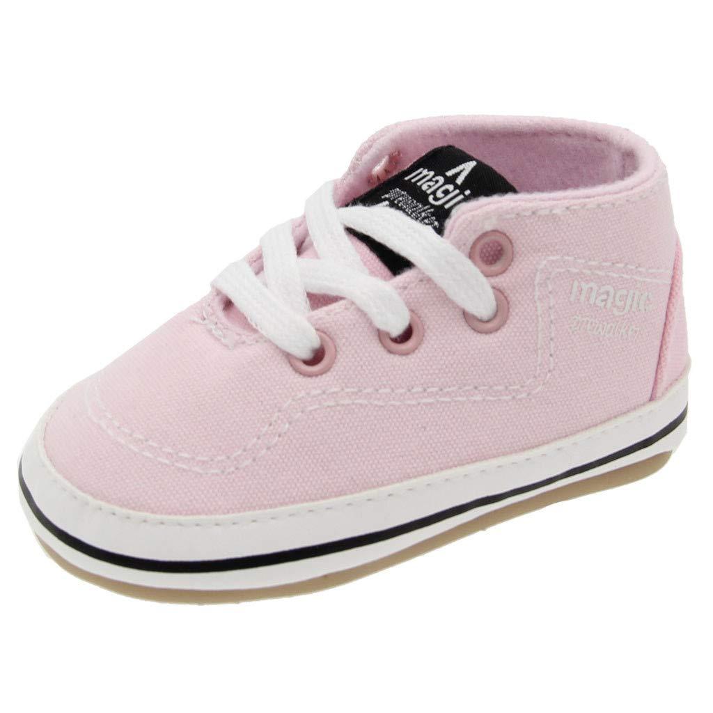 Weiyun Toddler Kids Sport Summer Boys Girls Baby Sandals LED Luminous Shoes Sneakers White