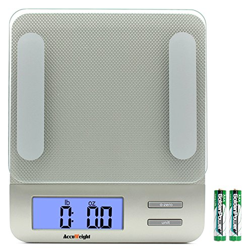 Accuweight-Digital-Kitchen-Scale-Electronic-Meat-Food-Weight-Scale-5kg11lb