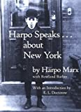 img - for Harpo Speaks . . . About New York by Harpo Marx (2001-02-09) book / textbook / text book