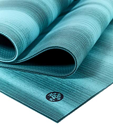 Manduka Pro Series Yoga and Pilates Mat - Waterfall- 6mm x 85