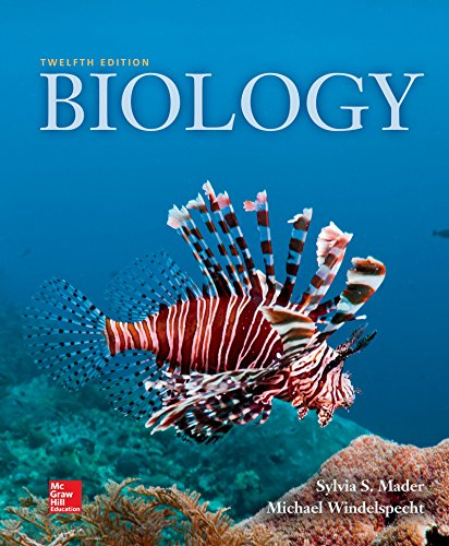 Top 10 biology by mader 12 edition for 2020