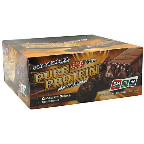 Worldwide Sport Nutritional Supplements Pure Protein High Protein Bar