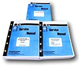 INTERNATIONAL 786, 886, 986, 1086, 1486, 1586, HYDRO 186 TRACTORS SERVICE REPAIR SHOP MANUAL 3 VOLUMES