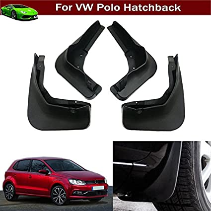 Nuevos 4pcs Mud Flap Splash Guardia Guardabarros Guardabarros ...