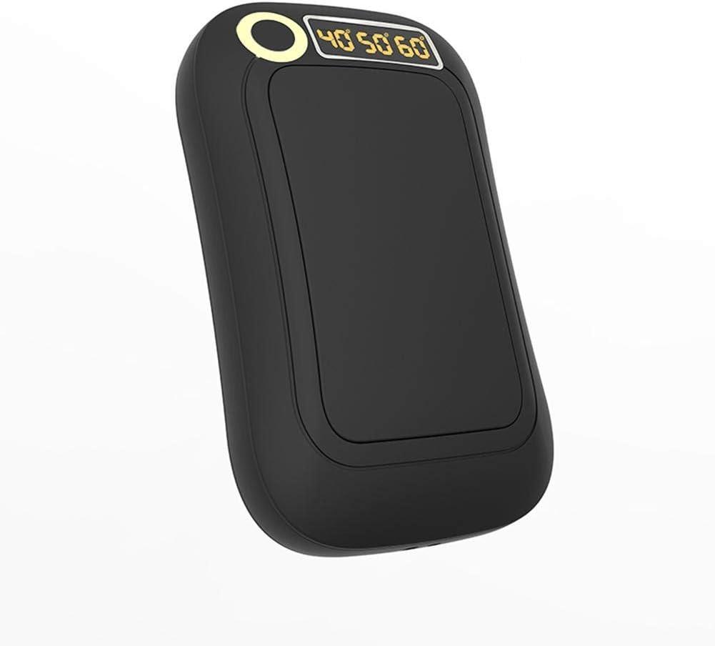 Scaldamani Ricaricabili Elegante Riscaldatore Portatile Batteria Calda Scaldamani Scaldamani Elettrici Regalo Invernale Per Uomo Donna Scaldamani USB Da 1000 MAh Con Luce A Led