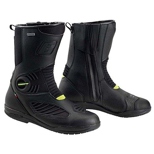 GAERNE ガエルネ G-AIR GORE-TEX BOOT ライディングブーツ ブラック 43(約27cm) B073J7VQJ9