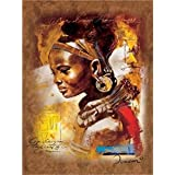 Ravensburger 1000 Piece African Beauty Puzzle