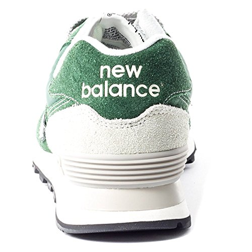 NEW BALANCE ML574VFO GREEN sneakers shoes unisex-37,5