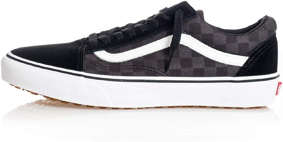 Vans Sneakers Uomo UA Old Skool UC VN0A3MUUV7X (45 - BLK-CHKRBRD):  Amazon.co.uk: Shoes \u0026 Bags