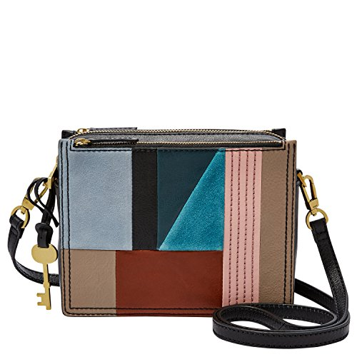 Fossil Bag Campbell Patchwork Campbell Crossbody Fossil Crossbody Bag Patchwork Fossil BH68x