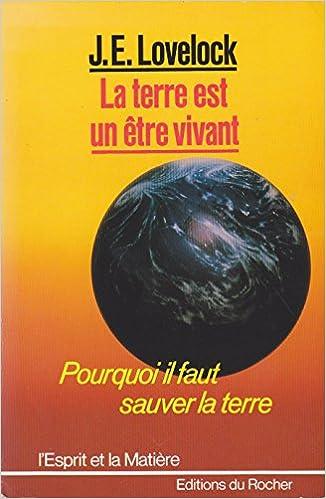 La terre est un être vivant pdf