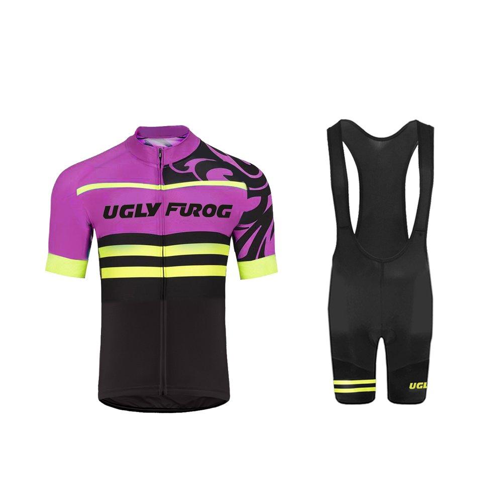 Uglyfrog Bike Wear Radsport Bekleidung Herren Summer Style Trikots & Shirts HDX07