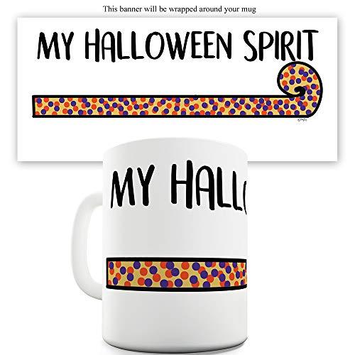(My Halloween Spirit 15 OZ Funny Mugs For)