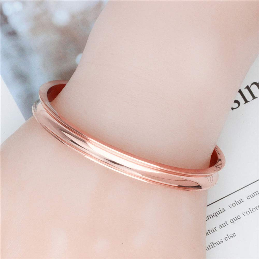 Feraco Keep Fucking Going Inspirational Bracelet for Women Stainless Steel Mantra Quote Cuff Bangle