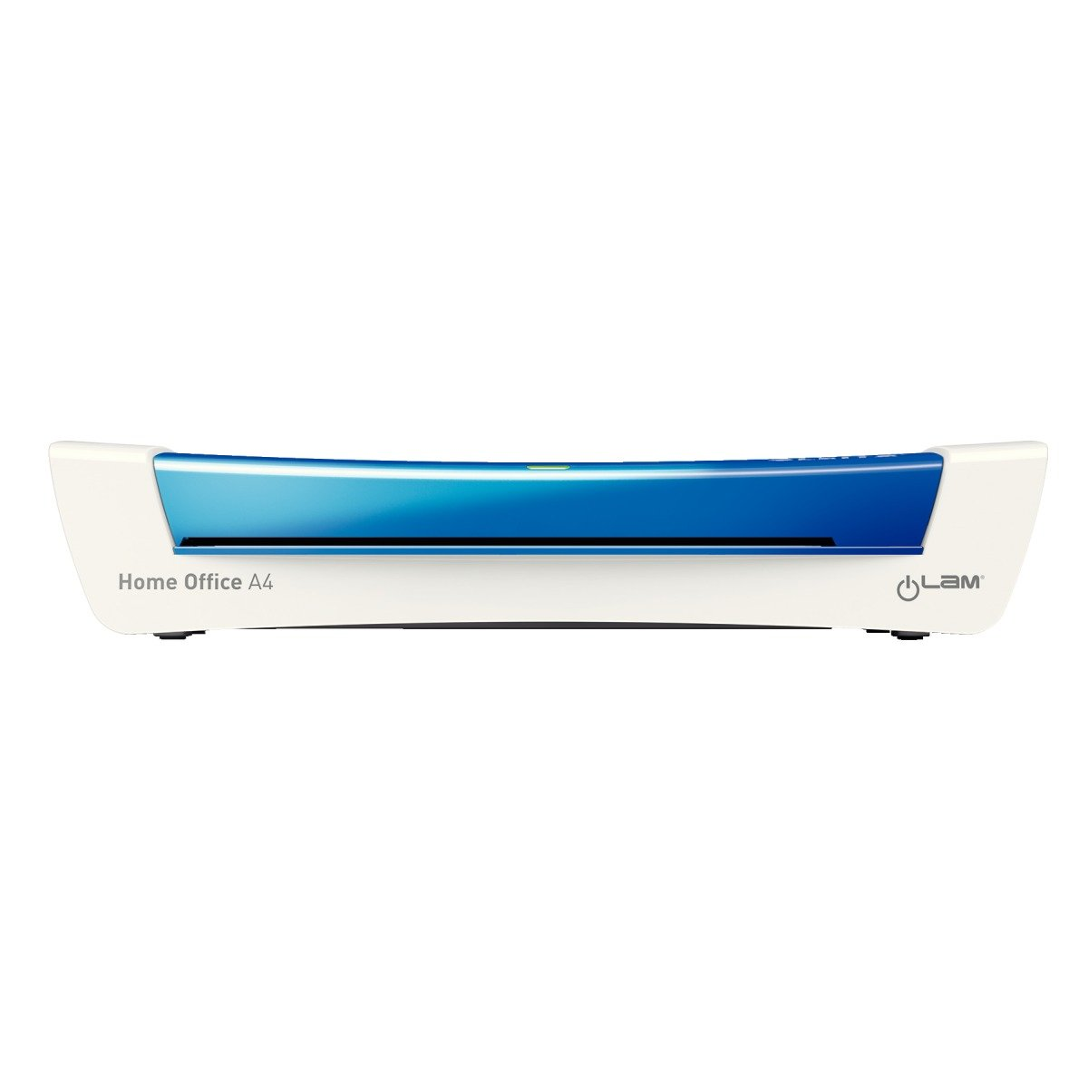 Leitz WOW 73680036 iLam color azul met/álico Plastificadora A4