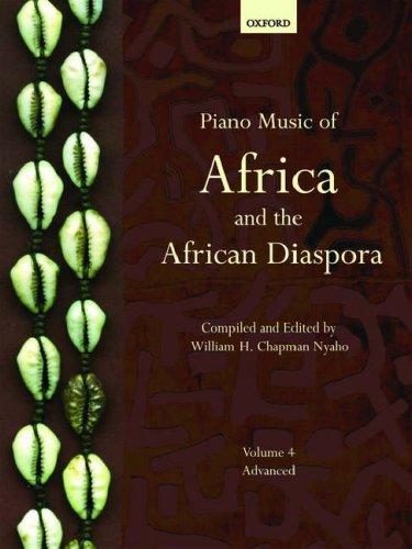 Piano Music of Africa and the African Diaspora Volume 4: - 4 Music U Sheet