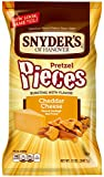 snyders cheese pretzels - Snyder's of Hanover Pretzel Pieces - Cheddar Cheese - 12 oz