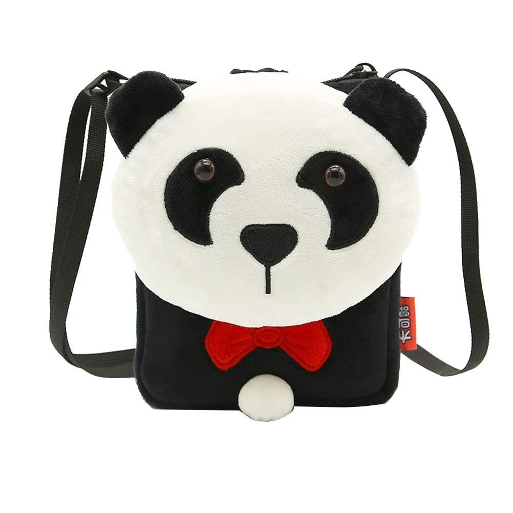 45de3b627dea Youndcc Kid Cute Animal Toy Shoulder Bag Purses Cross Body Bag Wallet for Toddler  Boy Girl ...