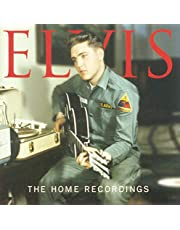 The Home Recordings. Includes 15 Previously Unreleased Performances, 1956-1966.