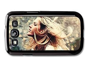 AMAF ? Accessories Ellie Goulding Singer Lake Background case for Samsung Galaxy S3