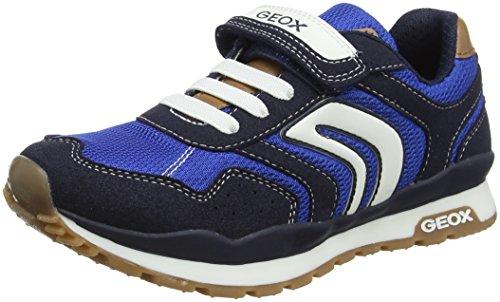 Niños J navy Geox royal Zapatillas B Azul Para Pavel AxxnR