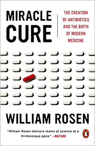 image for Miracle Cure: The Creation of Antibiotics and the Birth of Modern Medicine