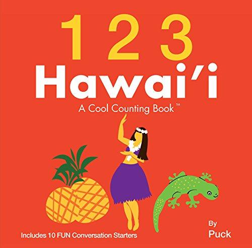 123 Hawaii (Cool Counting Books)