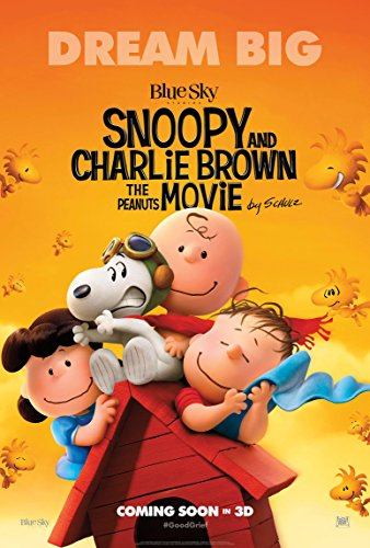 The Peanuts Movie - Poster:  - Glossy Photo Paper , Snoopy,