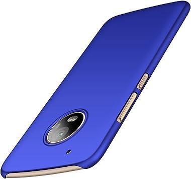 anccer Funda Moto G5 Plus Case [Serie Colorida] [Ultra Delgado ...