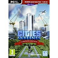 Cities Skylines Complete Edition (PC DVD)
