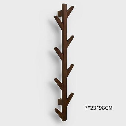 Perchero YNN 6/8/10 Gancho Montado en la Pared Rama de árbol ...