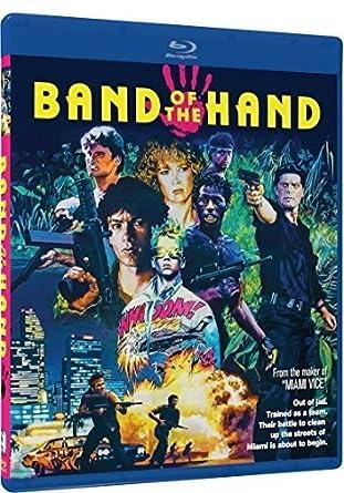 Amazon com: Band of the Hand [Blu-ray]: Stephen Lang, Laurence