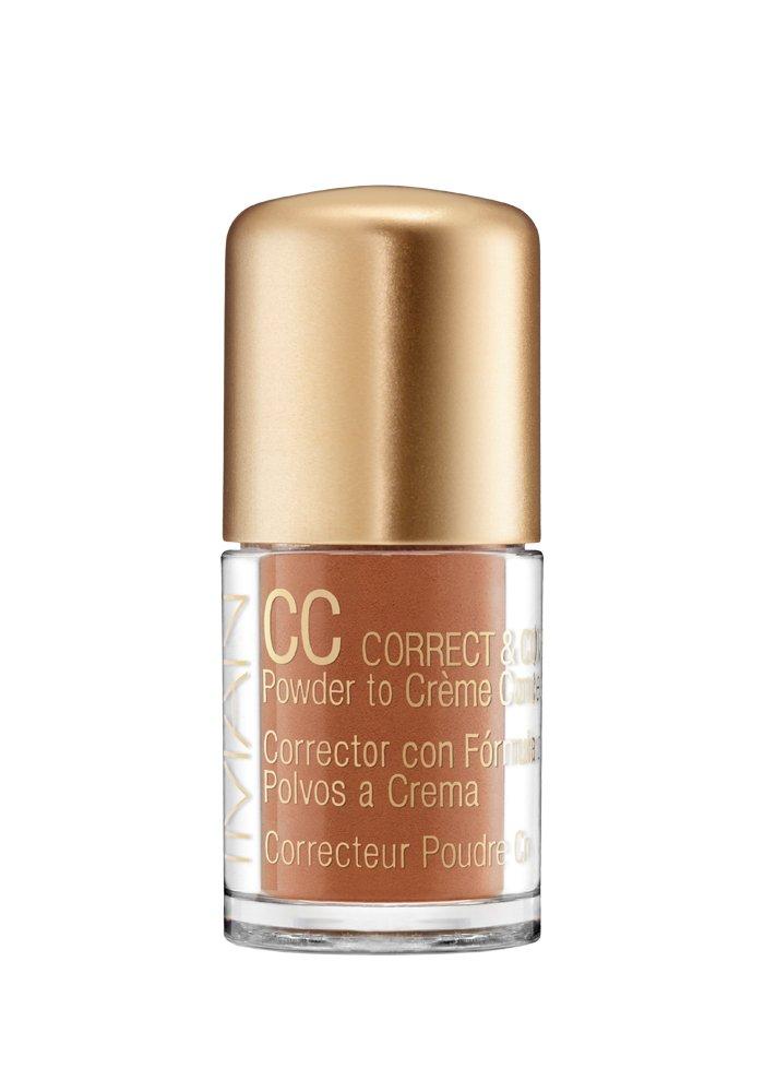 IMAN Cosmetics CC Cream, Earth, Medium, 0.14 Ounce 01432