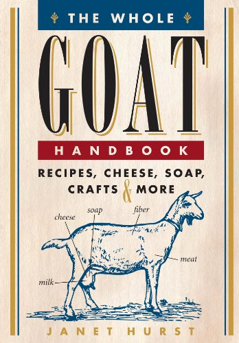The Whole Goat Handbook by [Hurst, Janet]
