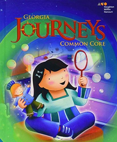 Houghton Mifflin Harcourt Journeys: Common Core Student Edition Volume 5 Grade 1 2014