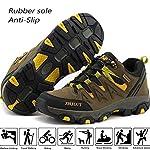 Lvptsh Chaussures de Randonnée pour Hommes Bottes de Randonnée Bottes de Trekking Antidérapantes Bottes d'escalade… 7