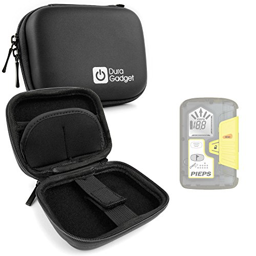 DURAGADGET Hard EVA Cases for Pieps DSP Pro, BCA Tracker 3 Avalanche Transceiver US