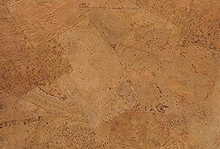 1 M Korkfussboden Zum Kleben Korkboden Struktur Schiffsboden