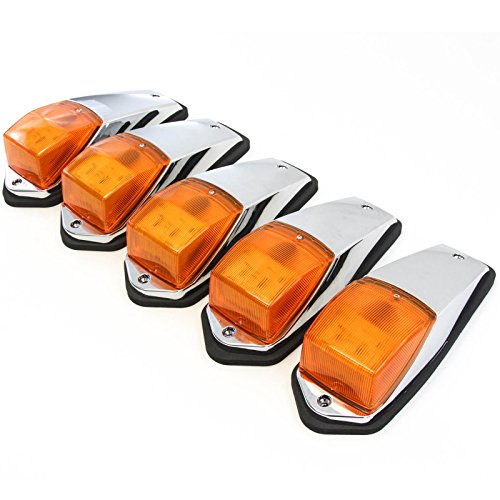 Kenworth Cab Lights Led - 9