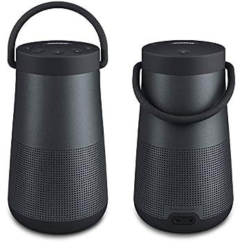 Amazon Bose Soundlink Revolve Portable Bluetooth Speaker With
