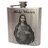 Island Dogs Holy Water Flask by Island Dogs