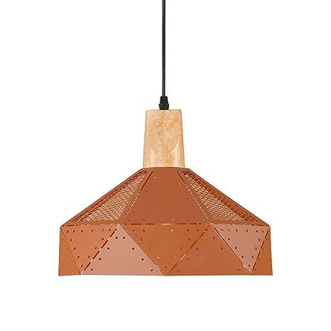 SGWH Candelabros, lámpara de techo Anillo de sombra Luz ...