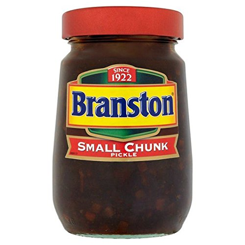 Branston Small Chunk Pickle Original Branston Original Small Chunk Sweet Pickle Imported From The UK England The Best Of British Sweet Small Chunk Pickle Ideal Cheese Sandwiches & Ploughmans Lunches
