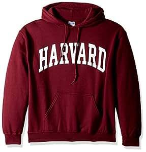 harvard university hoodie officially licensed hooded sweatshirt xxl sports outdoors. Black Bedroom Furniture Sets. Home Design Ideas