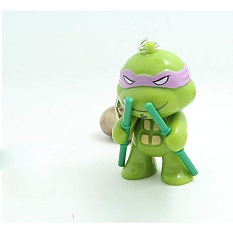 Family Homes Teenage Mutant Ninja Turtles - Llavero con ...