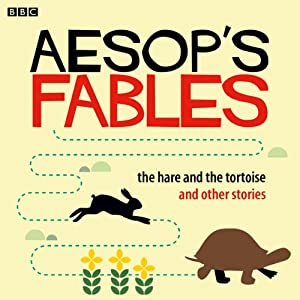 Aesop: The Hare and the Tortoise and Other Stories Audiobook