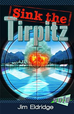 book cover of Sink the Tirpitz